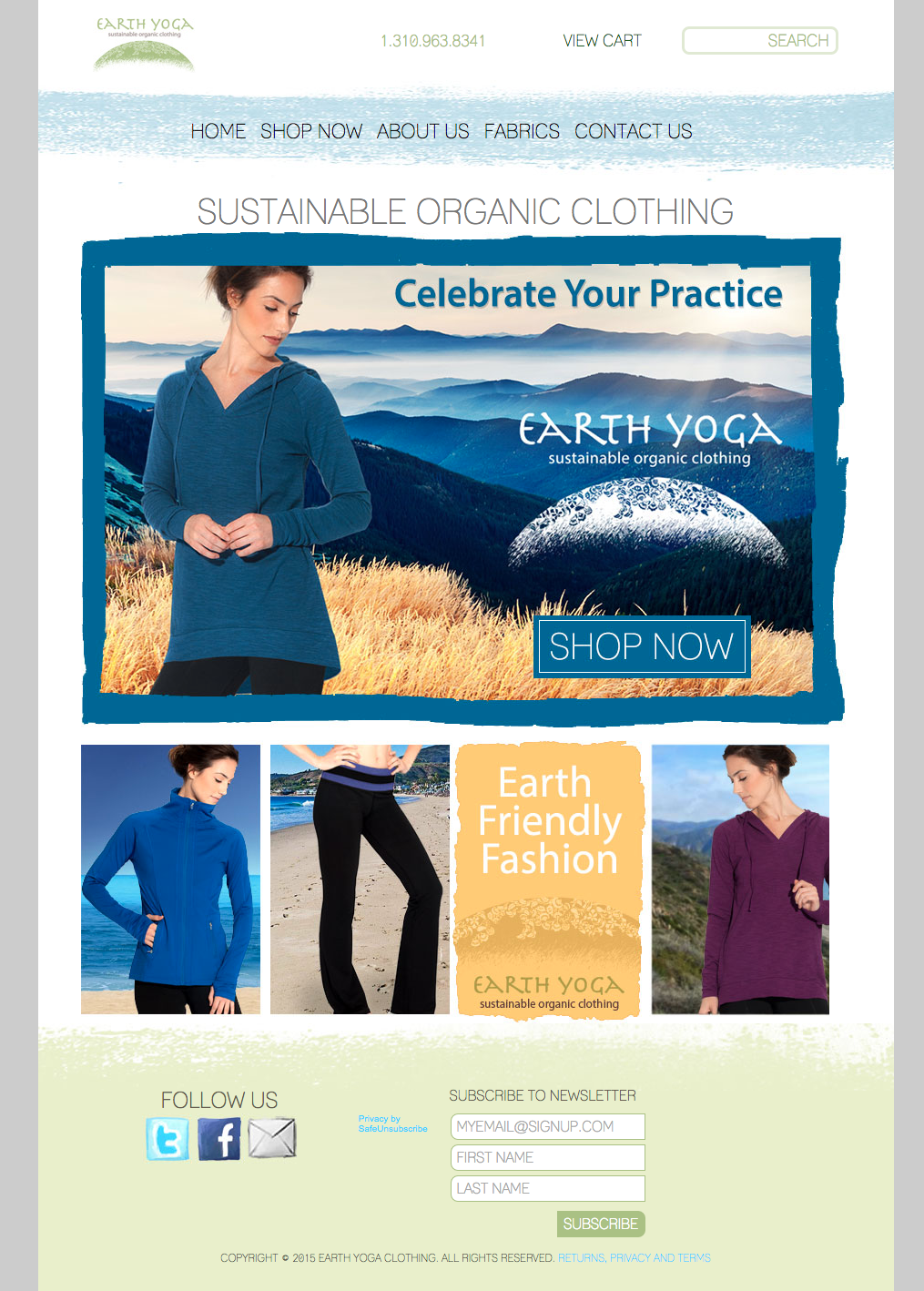 Earth Yoga Clothing